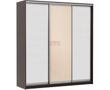 Мираж-20.1.1 Шкаф-купе с зеркалами [Мираж]
